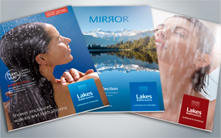 image of 3 lakes brochures