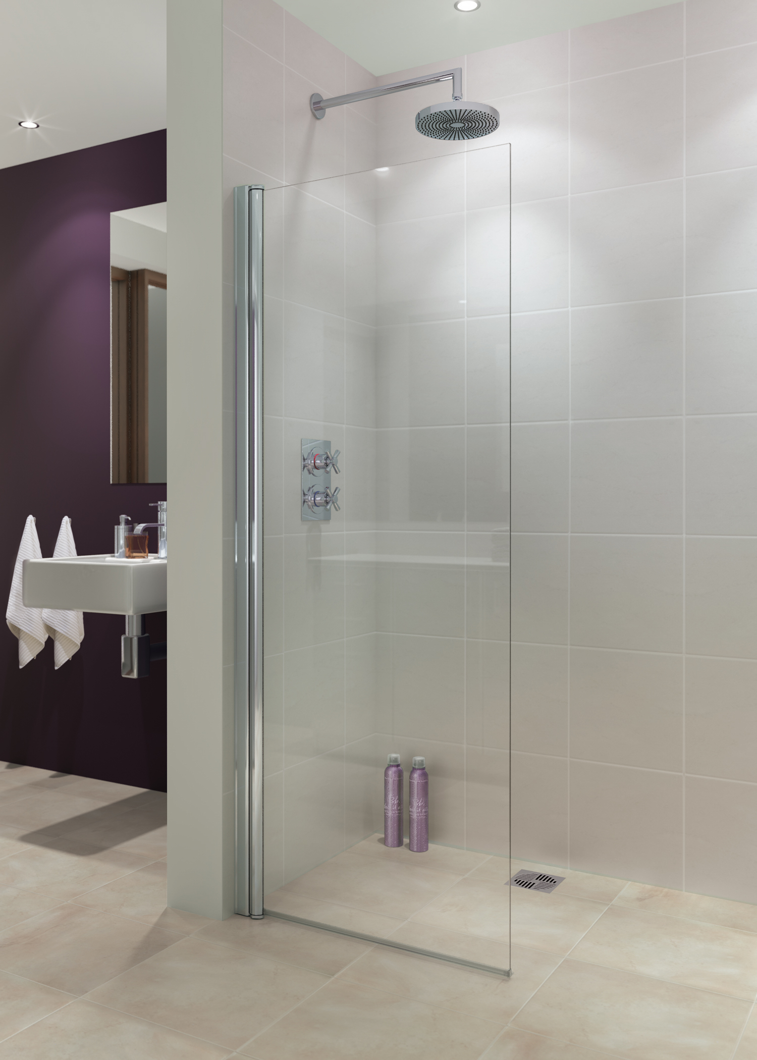 Helpful hints to make the most of limited bathroom space for Limited space storage solutions
