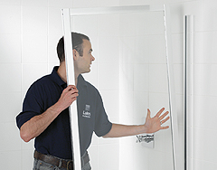 Photo of Lakes Bathrooms' shower installer / fitter