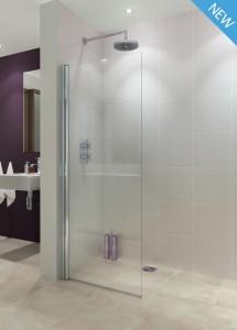 new Alassio shower door