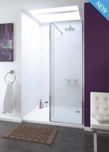 new levanzo shower door