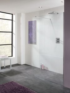 Cannes Shower Enclosure from Lakes Bathrooms
