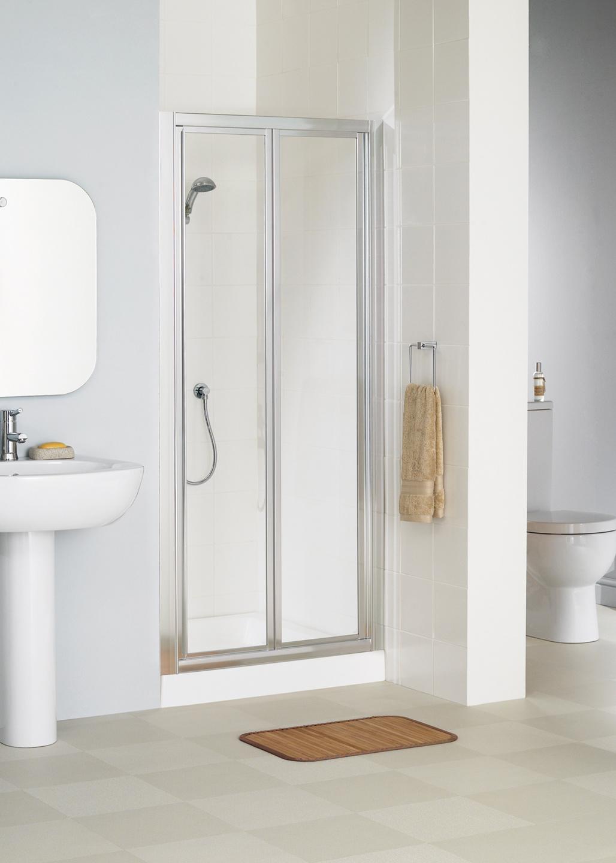 Framed Bi-fold Door Fully-Framed Shower Enclosures