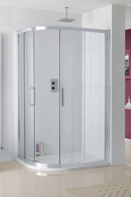 Valmiera Quadrant shower enclosure