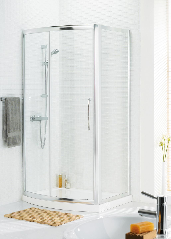 Corner Shower Enclosures Image