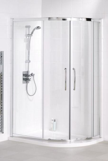 Curved Shower Enclosures Image