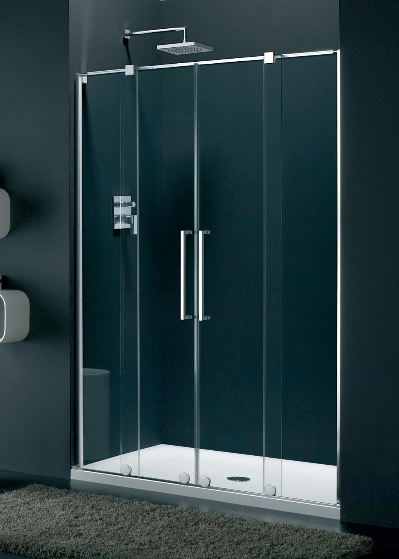 Genzano alcove shower enclosure