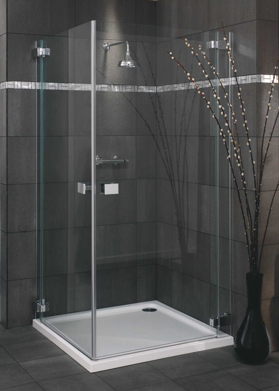 Milazzo corner shower enclosure