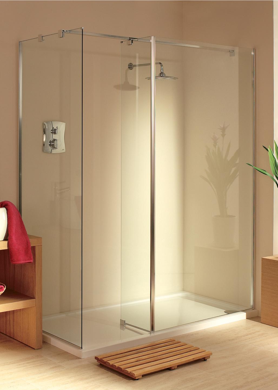 Padova walk-in shower enclosure
