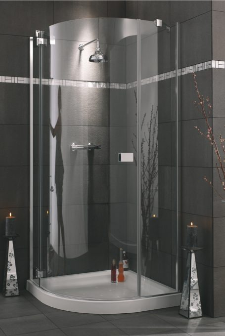Roma quadrant shower enclosure