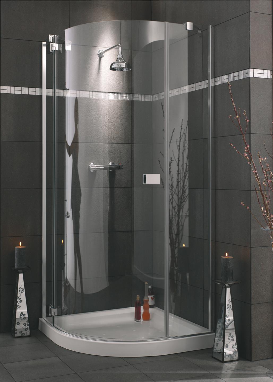 Roma quadrant shower enclosure