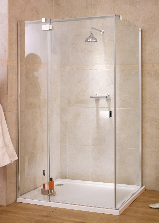 Verona hinged door shower enclosure