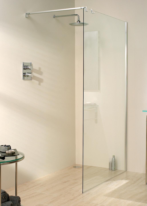 Vizzini walk-in shower enclosure