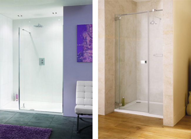 Alcove Shower Enclosures - Lakes Bathrooms