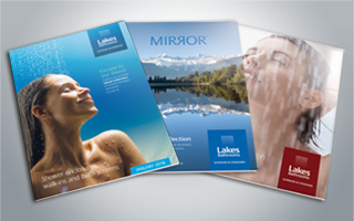 Lakes Brochure collection images