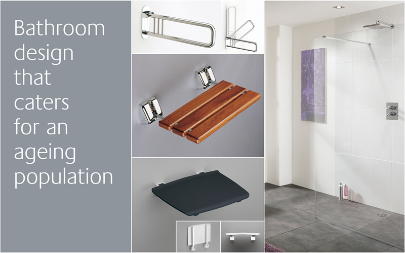 Accessible Bathroom Design That Caters For An Ageing Population