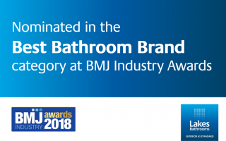 Lakes-Bathrooms-nominated-in-the-Best-Bathroom-Brand-category-at-BMJ-Industry-Awards