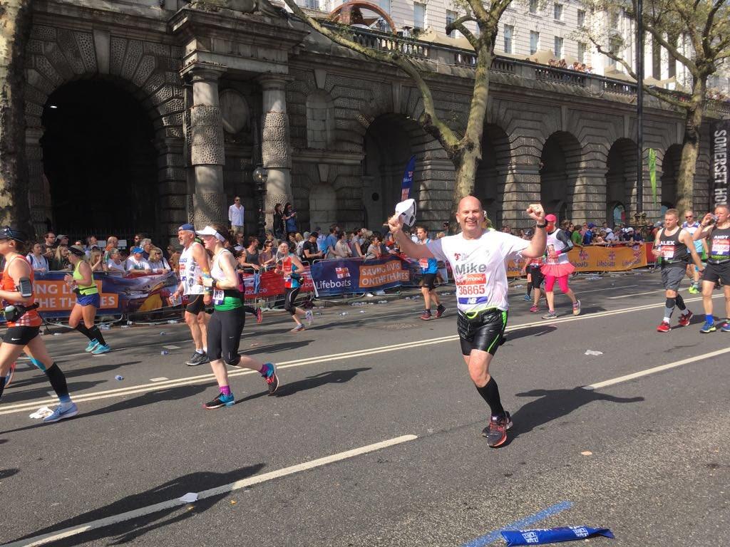 mike tattam london marathon1