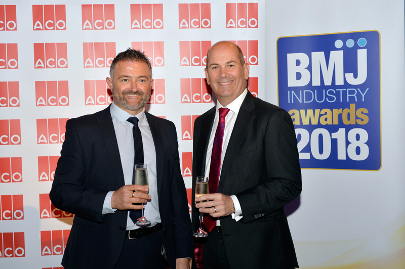 best bathroom brand winners at bmj industry awards